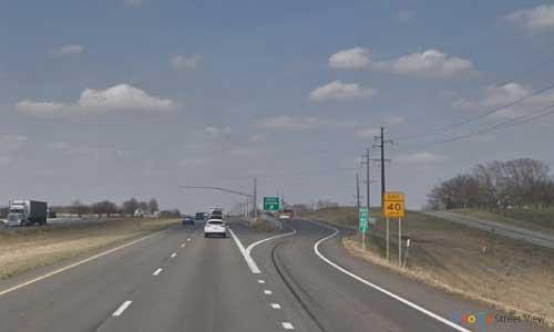 mo i35 rest-area northbound mile marker 22