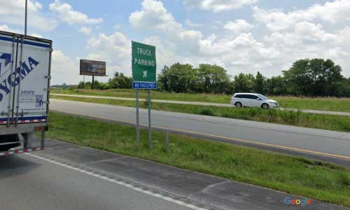 mo i70 rest area eastbound mile marker 2